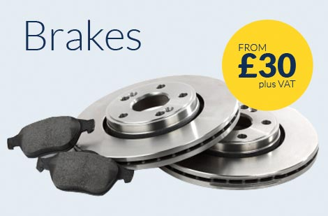 Brake Repairs in Kentish Town