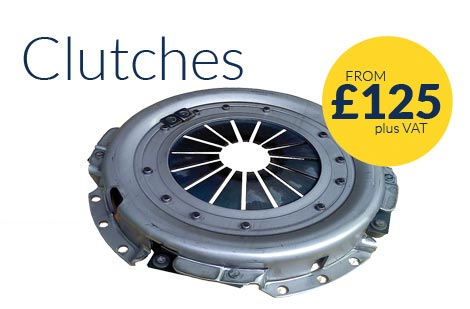 Clutch Repairs in Kentish Town