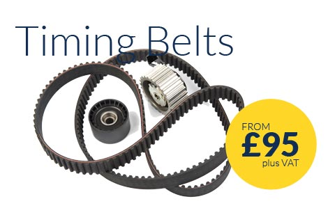 Timing Belt Repairs in Colindale